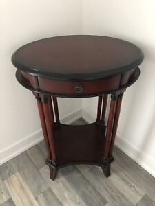 Side table from bombay