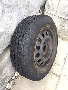 175 65R 14 Winter tires only 2000 kms