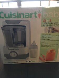 Brand new 2in1 baby food maker