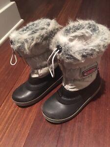 Bottes d'hiver pour fille