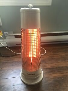 Honeywell Oscillating Heater