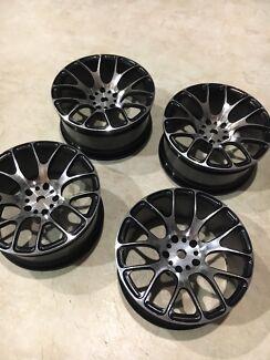 1/10 drift car alloy wheels brand new