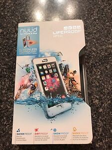 Lifeproof cases Fre and NUUD