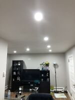 Basement electrical renovations and small projects...!!!