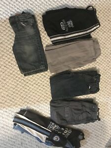Boy's size 6 pants lot