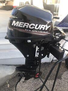 2013 Mercury 9.9 4-stroke, electric start