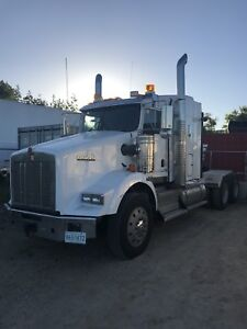 2012 Kenworth T800 Heavy Spec Tractor, low km, Great Condition