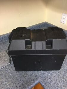 Battery Box for boat or trailer