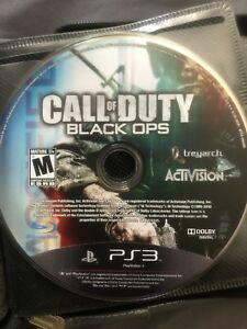 COD BLACK OPS PS3