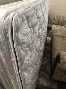 Old Double size bed