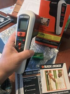 Thermal sensor:Black and Decker