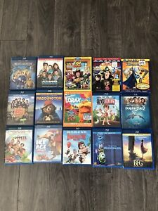Children's Blu-Ray Collection