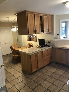 Large 2bed/2bath North-End flat for rent