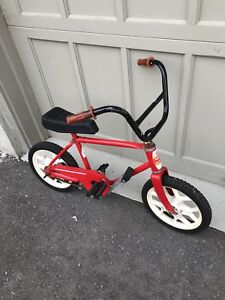 RARE kids Vintage Tonka bicycle