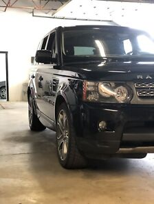 2010 Range Rover Sport - Supercharged - LOW KM - REDUCED