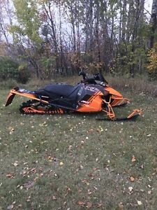Arctic cat 800 high country limited