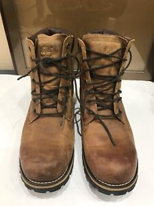 Timberland men's boots brown size 9