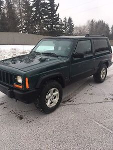 For Sale: 2001 Jeep Cherokee Sport