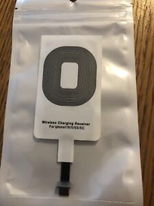 Wireless charge receiver for iPhone 7/6/5