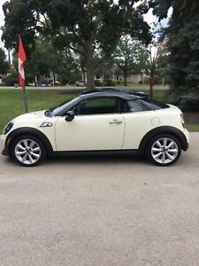 Mini Cooper S Coupe - Low Miles / Mint Condition