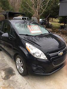 Chevrolet Spark 1lt manuel 53 000km garantie jusqu'en 2019