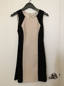 Forever 21 dress (black and white) Mendocino dress (pink)