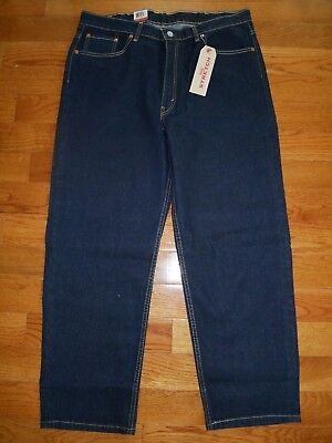 Levis 550 Relaxed Fit Tapered (Levis 550 Relaxed Fit Jeans with Stretch Tapered Leg Men's 30 - 42 NEW)