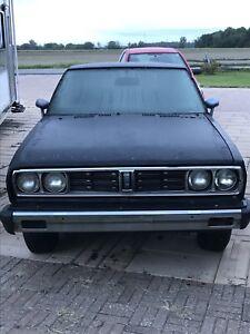 Datsun 510 hatchback 1978