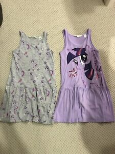My Little Pony H&M Dresses Size 4-6 Bella Vista The Hills District Preview