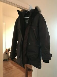 Nobis Men's Long Parka