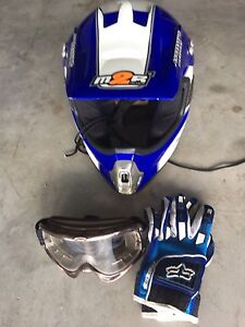Trail bike / motocross riding gear Rose Bay Clarence Area Preview