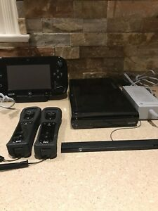 WiiU for sale - barely used