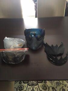 Masque de Paintball V force neuf