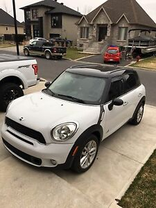 Mini Cooper country man 2014 48 kms