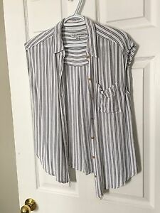 ABERCROMBIE & FITCH BUTTON DOWN SHIRT-BRAND NEW!