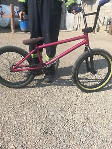 Custom painted Fitco BMX