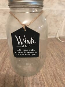 Birthday Wish Jar