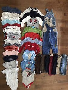 Vêtements garcon 12-18 mois