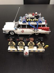 Lego Ghost Buster Ecto 1 Built