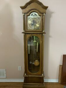 Antique Daniel Dakota Grandfather clock