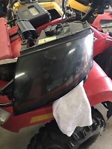 2001 Audi TT headlight left Xenon
