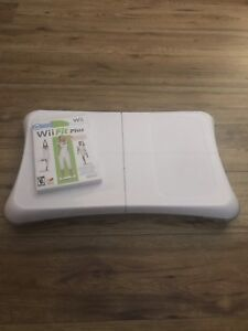 Wii Fit plus Wii Fit Plus Game