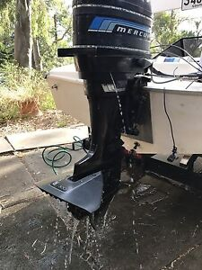 Mercury 85hp outboard motor Belair Mitcham Area Preview