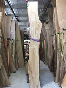 Timber slabs,sanded,kiln dried spotted gum reclaimed timber