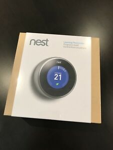 Sealed Nest 2nd Generation Thermostat