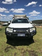 2012 Holden Colorado RG single cab  Bridgetown Bridgetown Area Preview