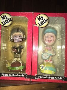 MY LITTLE PHOTO BOBBLEHEAD COLLECTABLE