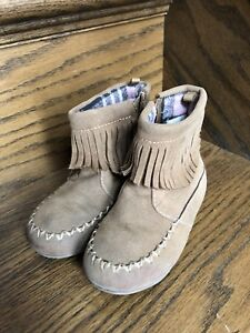 Girls Size 7 Toddler Boots