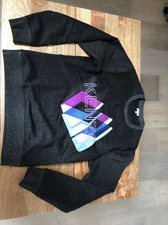 Kenzo sweater - black / dark grey