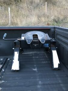 Reese pro series 15000 fifth wheel hitch